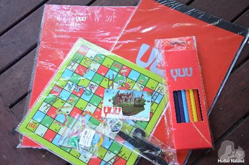 Puzzle Pack Yuu bag review