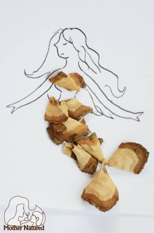 Stick Nature Crafts