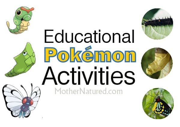 Ed Pokemon Activities