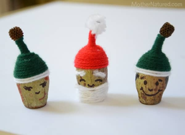Gumnut Christmas Crafts