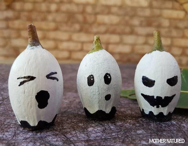 Halloween Gumnut Crafts