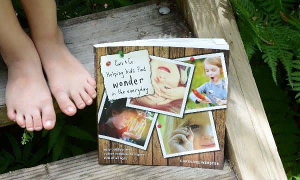 Helping kids find wonder in the everyday