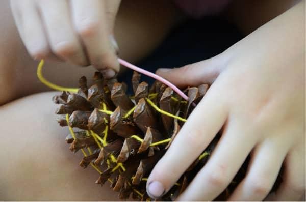 Pinecone threading