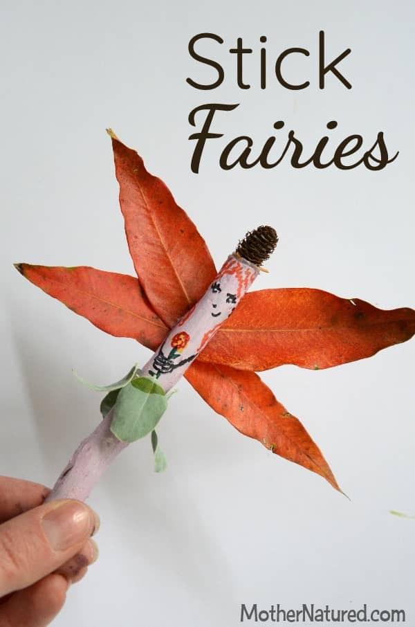 Stick Fairy