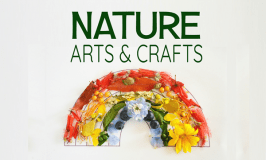 30+ Nature Art and Craft Printables for nature loving kids