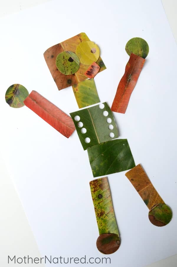 Robot Leaf Craft