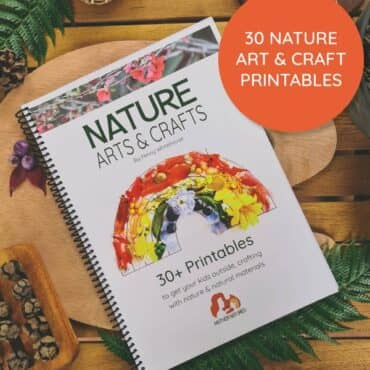 Nature Arts and Craft Printables