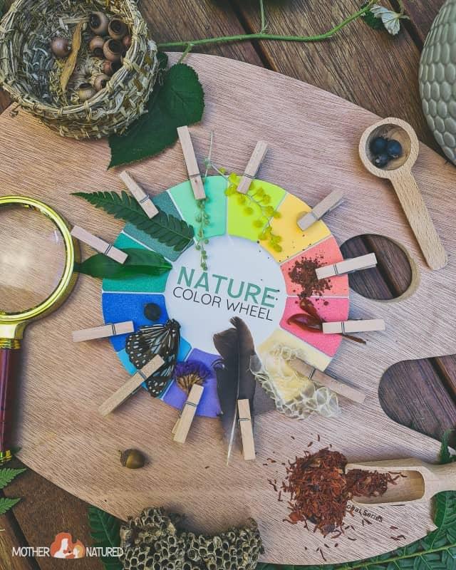 Nature Colour Wheel