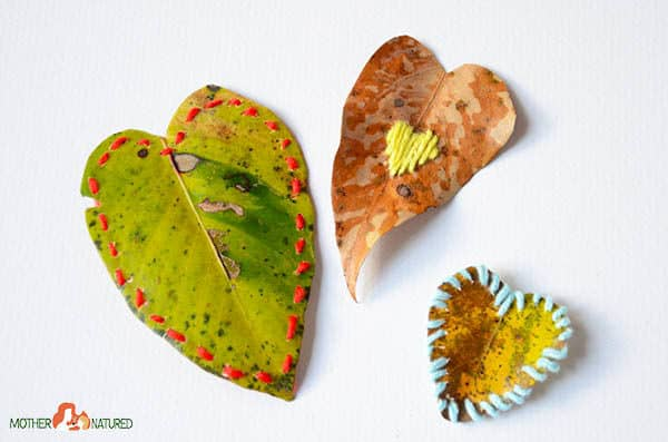 20 Gorgeous Valentine's Day Nature Crafts for Kids