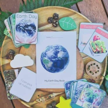 Earth Day Printables for Kids