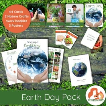 Printable Earth Day Resources Pack