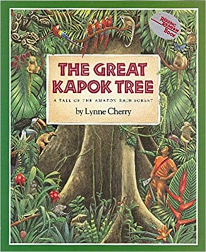 Nature books for kids