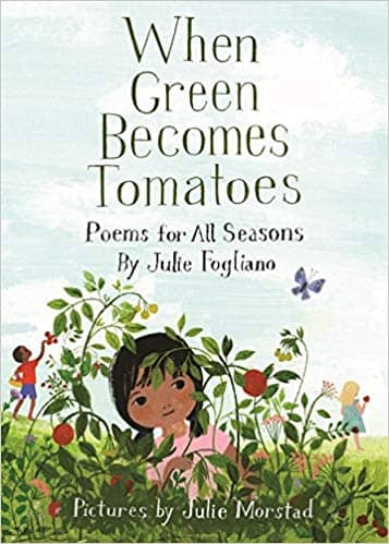 Picture books about nature