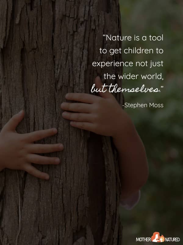 50 Inspirational Quotes About Children and Nature - Mother Natured