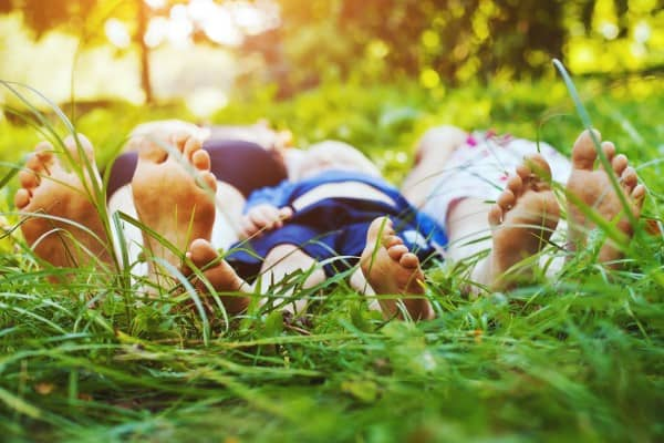 How to get your kids outside (without forcing them)