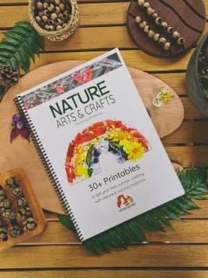 Nature Arts and Crafts Pack