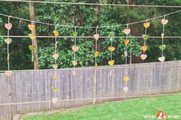 A Nature Heart Garland You'll Fall in Love With