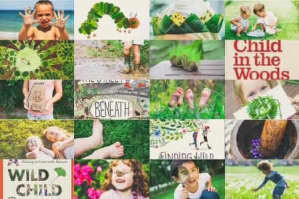 Nature Play Resources: Everything You Need to Encourage Your Kids Outside