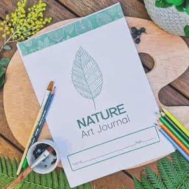 Nature Art Journal