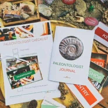 Paleontology Printables
