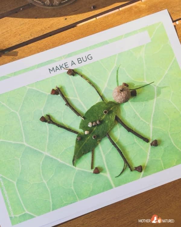 Nature Play mat Printables
